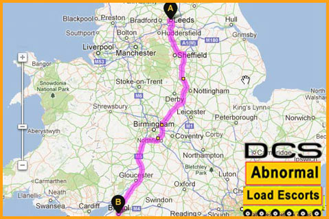 abnormal-load-route-planning