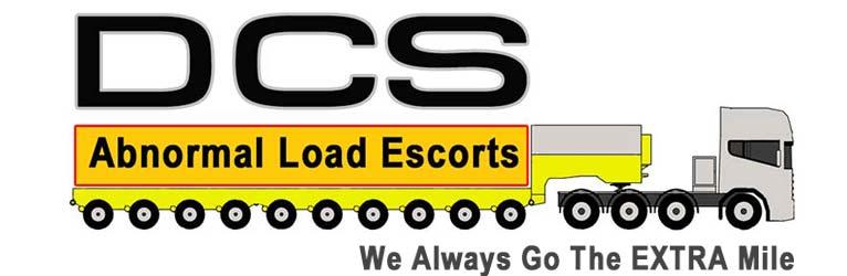 DCS Logistics | Abnormal Load Escort Services &Pilot Cars